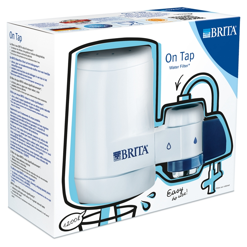 brita water filter. BRITA On Tap Water Filter White S1509 | Bluestone Sales \u0026 Distribution Ireland Brita G
