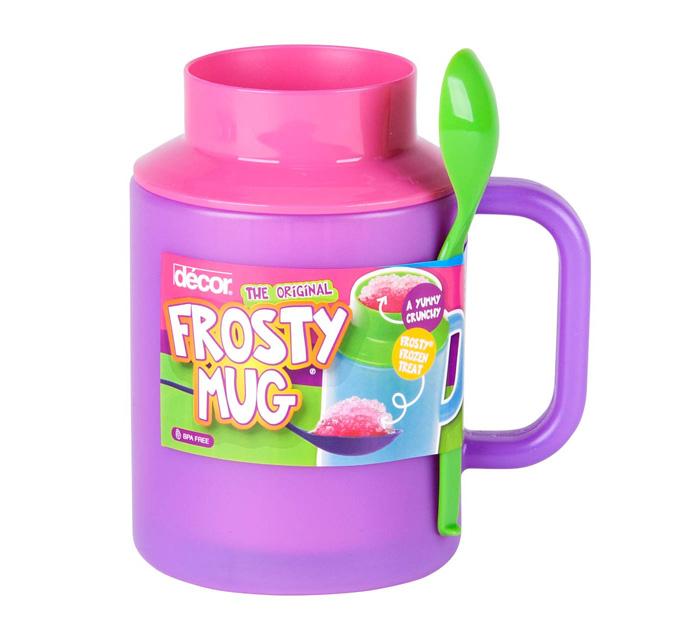 S5909 Decor Frosty Mug Assorted Bluestone Sales Distribution